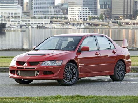 mitsubishi evolution 2005 mitsubishi lancer evolution viii mr 2005