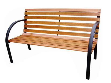 metal park bench legs new 3 seater wooden slatted garden patio bench seat metal