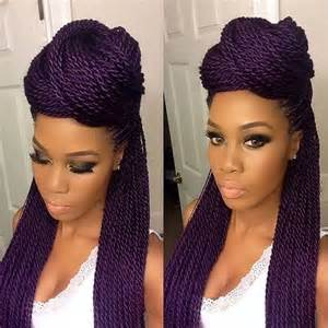 can crochet braids damage your hair best 20 purple braids ideas on pinterest crazy colour