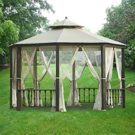 Octagon Gazebo The Most Original Gazebo Forms Small Gazebo