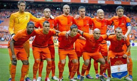 pemain timnas belanda  datang  indonesia republika