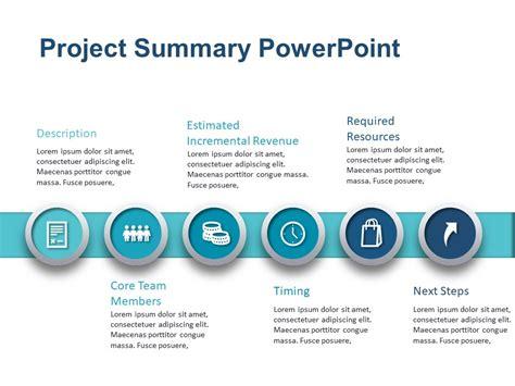 project management executive summary