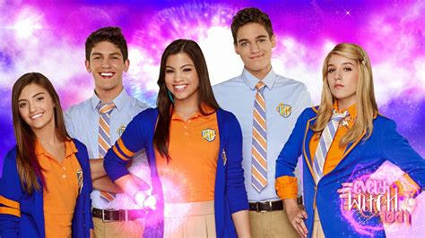 the texican way series 1 every witch way tv show on nickelodeon season 4 renewal