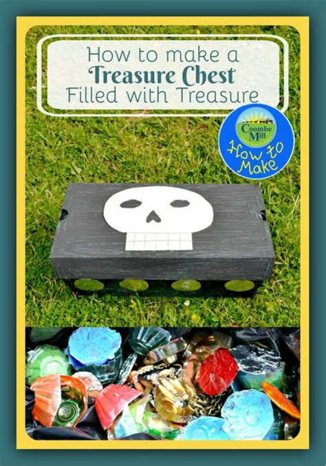 8 Treasure Holidays Youll by How To Make A Treasure Chest Filled With Treasure Coombe