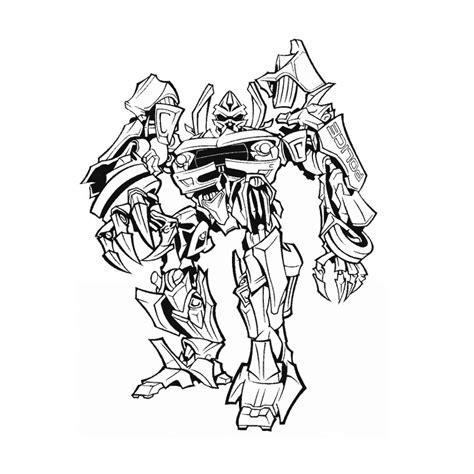 Coloriage Transformers 3 A Imprimer Gratuit