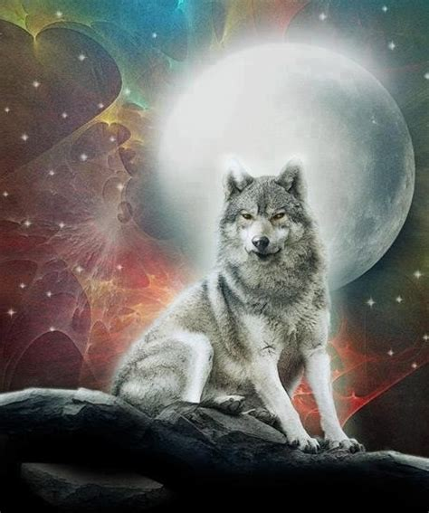 native american wolf spirit spirit wolf wolves and native american indians pinterest