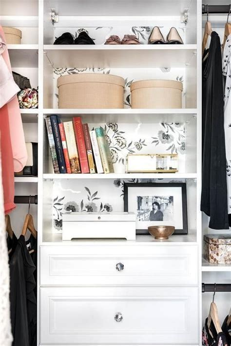 wallpaper in a closet inspiration and ideas decorate your home with wallpaper 20 ideas messagenote