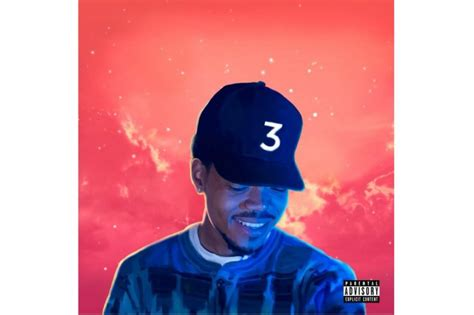 coloring book chance the rapper production chance the rapper place au chancelier rap de chicago