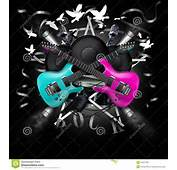 Music Collage Royalty Free Stock Photos  Image 34313798