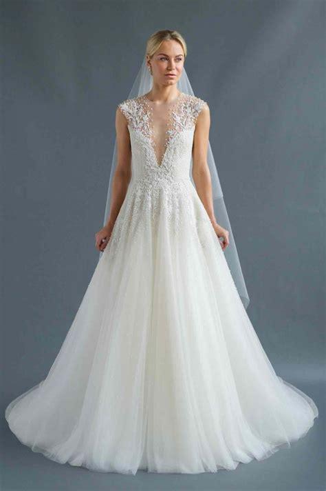 wedding modern modern wedding dresses with classic charm modwedding