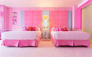 Little Girls Princess Bedroom Ideas inside the barbie room at hilton panama pursuitist
