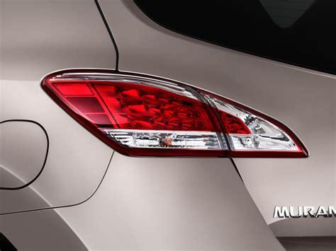 2007 nissan murano tail light image 2011 nissan murano 2wd 4 door s tail light size
