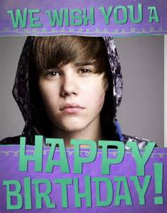 justin bieber cards birthdays groupcard card for justin bieber