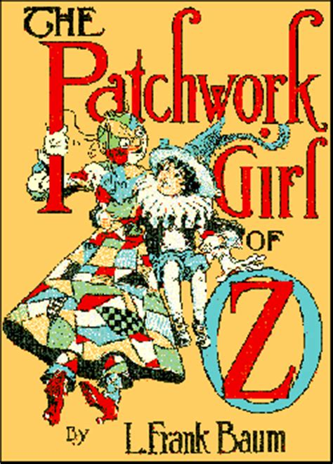 The Patchwork Of Oz - the patchwork of oz