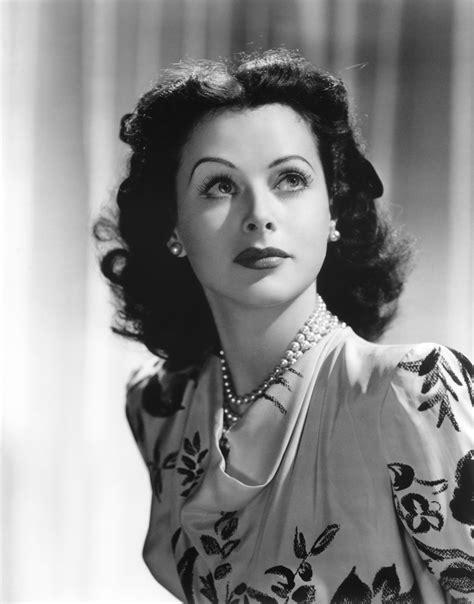 biography of film stars hedy lamarr
