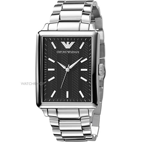 Men's Emporio Armani Watch (AR0416)   WATCH SHOP.com?