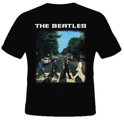 Kaos Band The Beatles 1 Hitam kaos the beatles 56 kaos premium