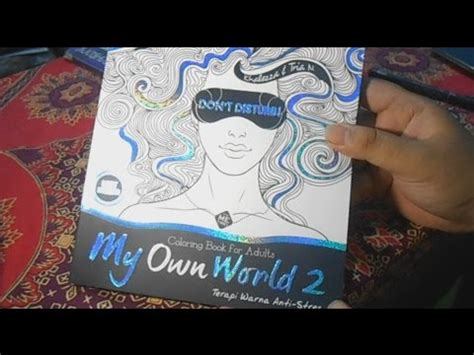 My Own World 2 review coloring book for my own world 2 indonesia