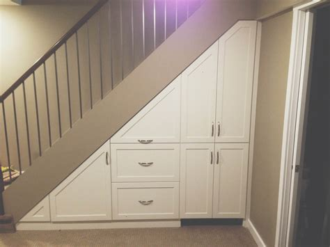 stairs cupboard ideas  making small spaces   house  amazing architecture ideas