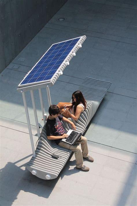 solar bench solar power bench technology pinterest solar power