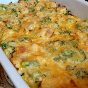 healthy chicken and broccoli casserole body balance