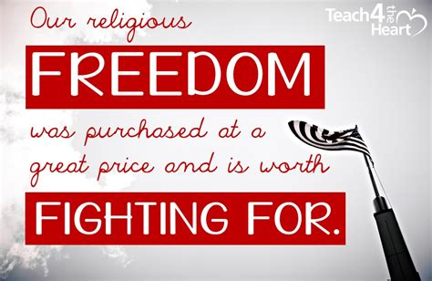 Great Are Worth Fighting For by On Scotus The Family Religious Freedom And What We As