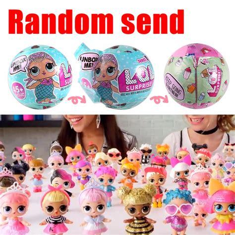 Lol Suprise Doll Series 1 Pranksta aliexpress buy 1 pcs lol dolls dress up toys unpacking dolls eggs with