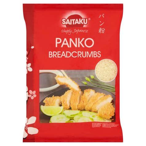 Panko Breadcrumb saitaku panko breadcrumbs 150g from ocado