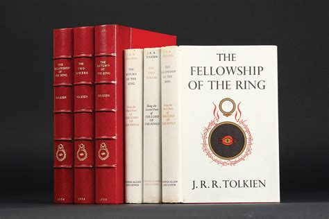 one ring books the most expensive tolkien book in the world