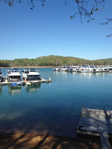 andersonville boat dock stardust marina norris lake