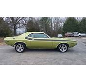 1971 Dodge Challenger 440 HP  Classic