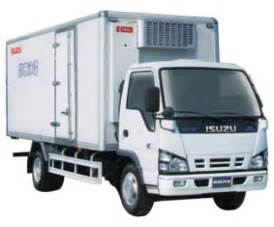 Isuzu Refrigerated Trucks Isuzu Refrigerated Truck 3 Ton