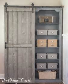 Hidden Bookshelf Door Hardware Bookcase Makeover Traditional Cherry To Farmhouse Fab