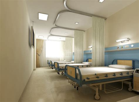 Ward Interiors by Se On Hospital Room Hospitals And Center