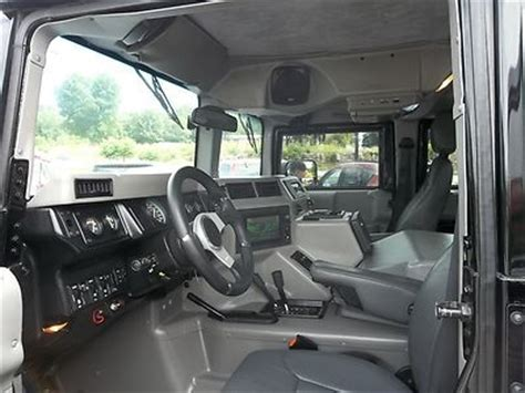 how it works cars 1999 hummer h1 interior lighting purchase used 1999 hummer h1 alpha sut hummvee diesel low miles h2 h3 am general in bonne terre