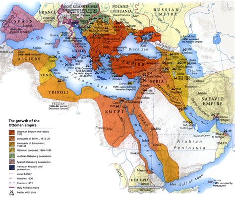 Map Of Ottoman Empire Imperial Globalization The Presence Of The Past And The Crucible Of Empire Imperial Global