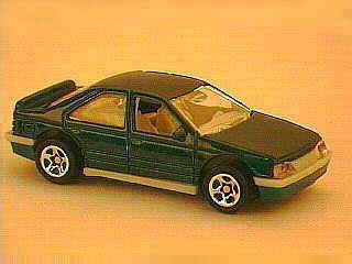 Wheels Pontiac Fiero 2m4 1996 Hotwheels collector 0451 0500 wheels