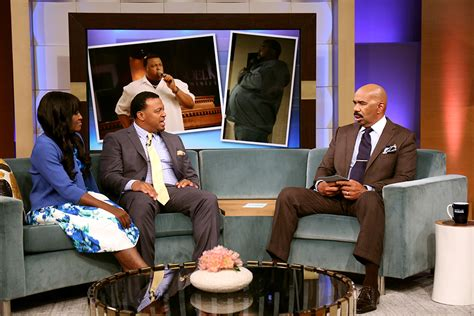 21 Day Detox Featured On Steve Harvey Show by Pastor Loses 130 Pounds To Save His S With