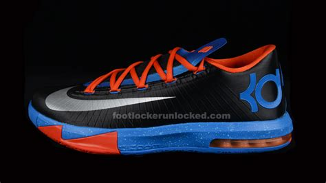 foot locker kd basketball shoes nike kd vi away foot locker