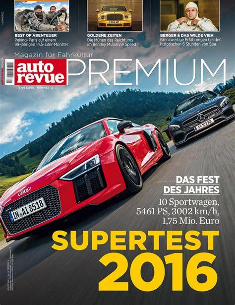 Auto Revue by Autorevue Magazin Premium 12