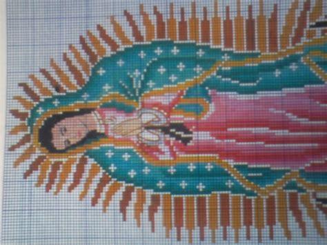 imagenes de virgen de guadalupe en punto cruz punto cruz gratis virgen de guadalupe imagui