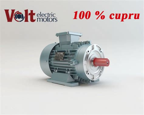 Motoare Electrice 380v by Motor Electric Trifazic 15kw 3000rpm