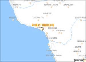 Nuevo Mexico Map by Puerto Nuevo Mexico Map Nona Net