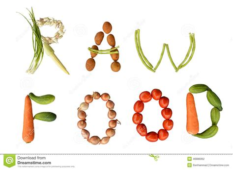 l word vegetables vegetable writing food stock photo image of