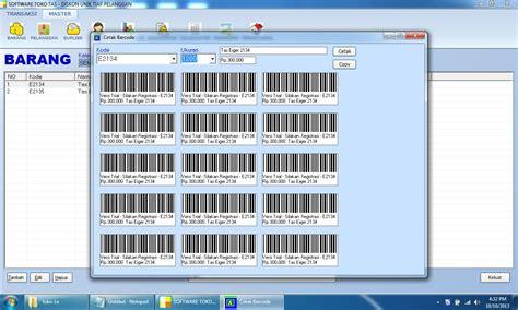 aplikasi membuat sim online sistem informasi toko tas download gratis sistem