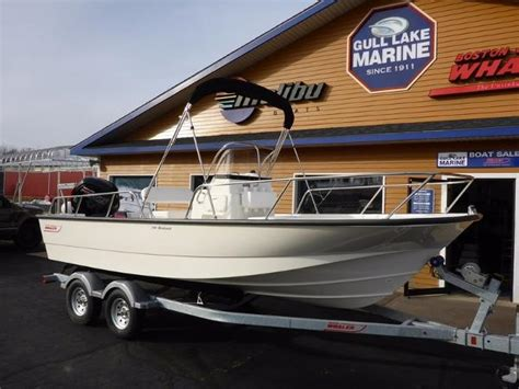 boston whaler boats michigan boston whaler 190 montauk boats for sale in richland michigan