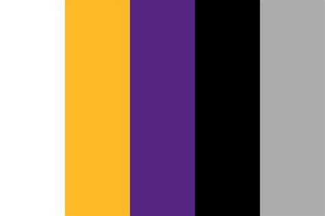 lakers colors lakers color palette