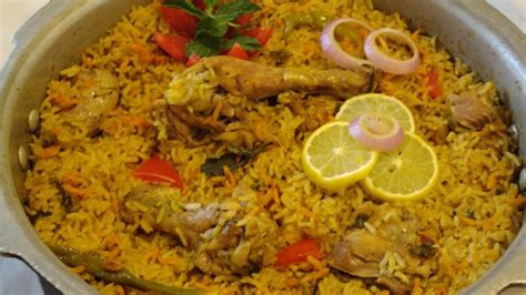 Cara Buat Nasi Kuning Tawau | cara masak nasi biryani ayam ukuran jumbo youtube
