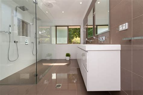 renovated bathroom ideas expert bathroom renovations canberra small to large