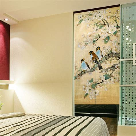 japanese style curtains free shipping customize curtains folding screen